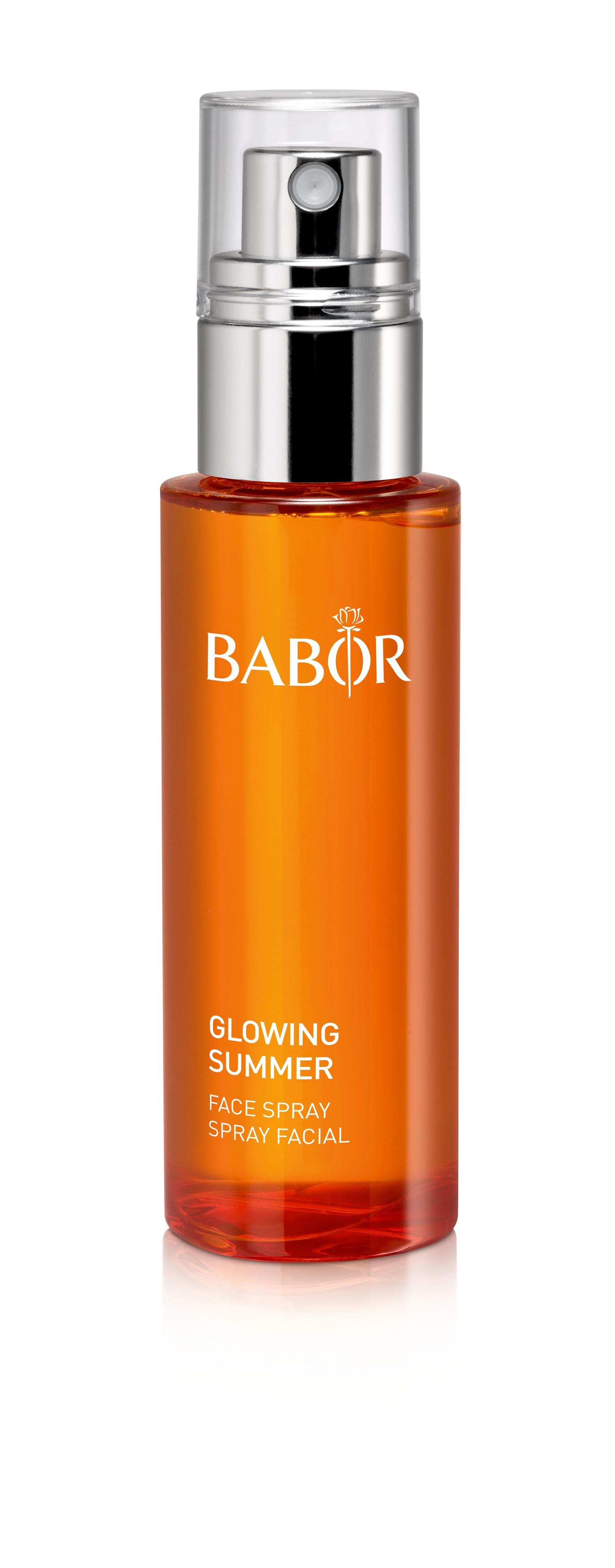 Crush of the day : les sprays visage Babor qui équilibrent, protègent et hâlent notre peau - 1