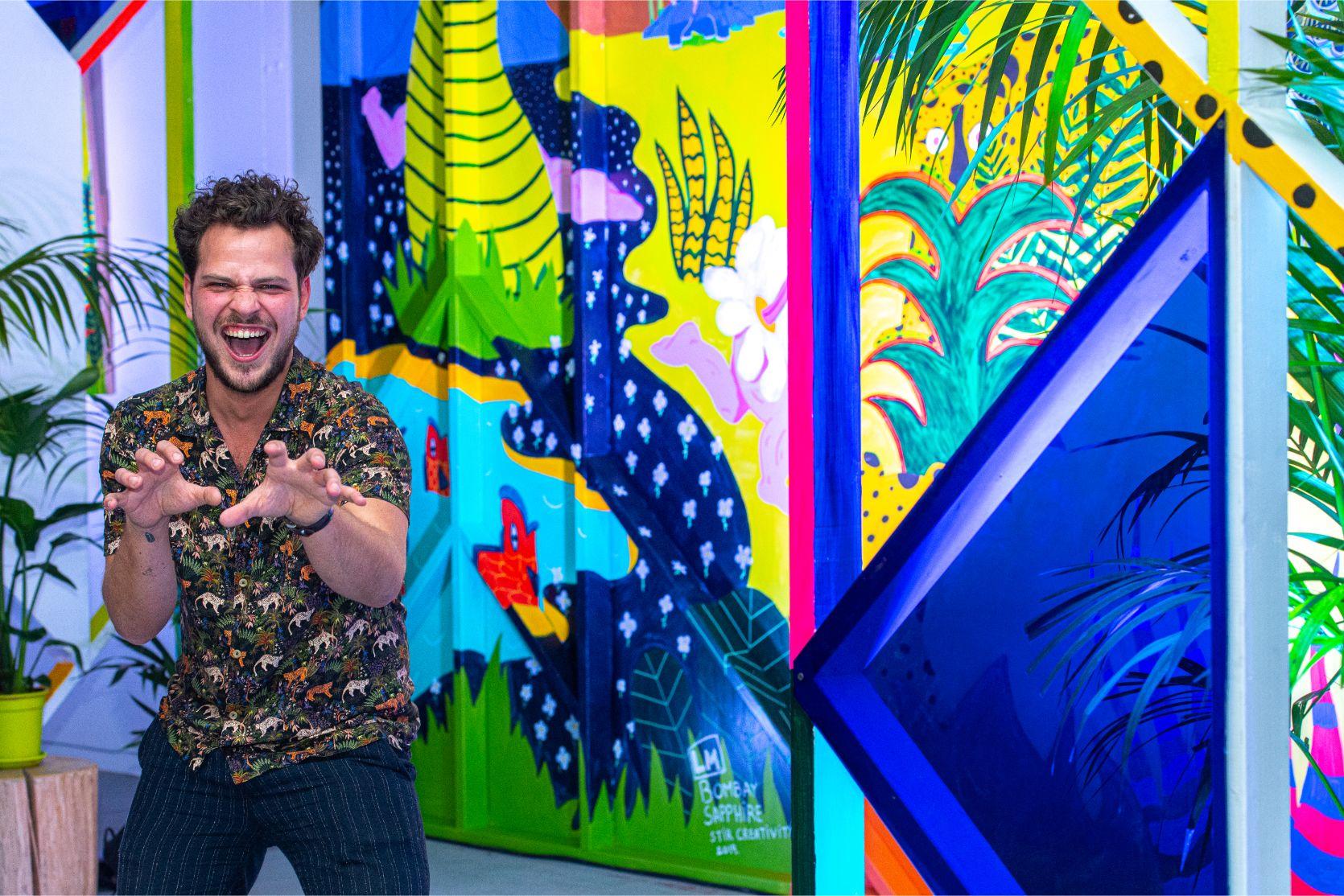 Bruxelles : l'expo temporaire Canvas by Bombay Sapphire revient, et vous devez absolument vous y rendre - 16