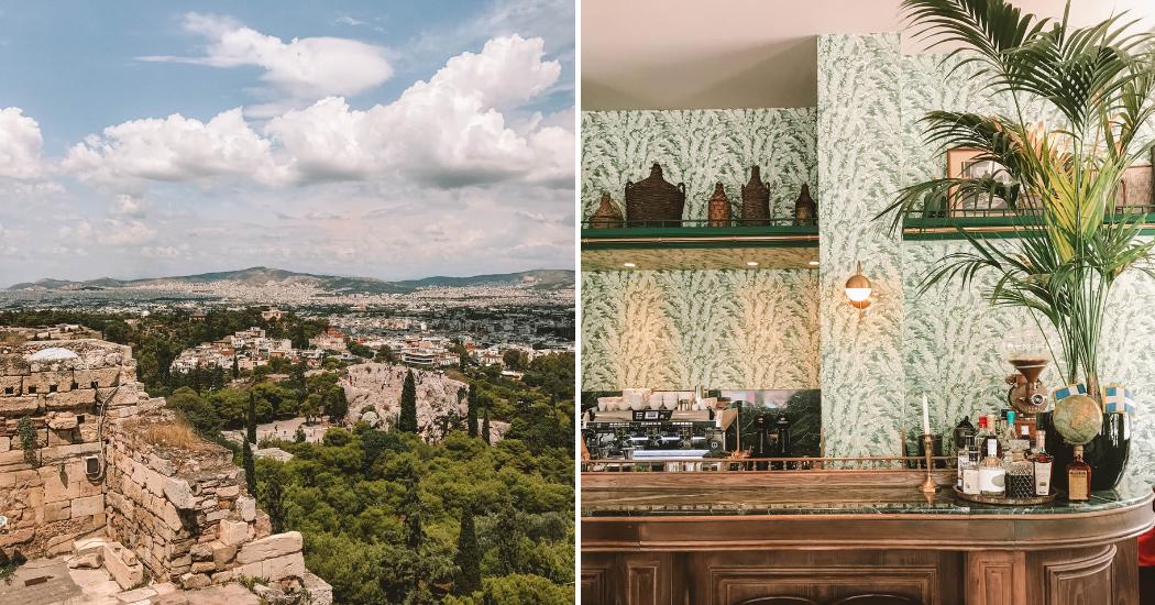 Athènes : nos bonnes adresses dans la ville la plus branchée de Méditerrannée