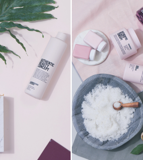 Crush of the day : la marque de soins capillaires vegan Authentic Beauty Concept