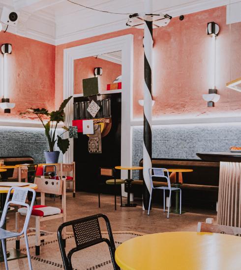 Café Flora, le nouveau bar tendance où se donner rendez-vous à Saint-Gilles