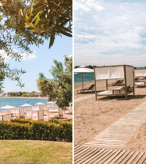 Grèce : Ikos Olivia, l'hôtel qui fait rimer all-in avec luxe sur-mesure