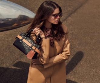 Crush of the day : La Voyageuse, le sac Longchamp qui va réveiller la travel girl qui sommeille en vous