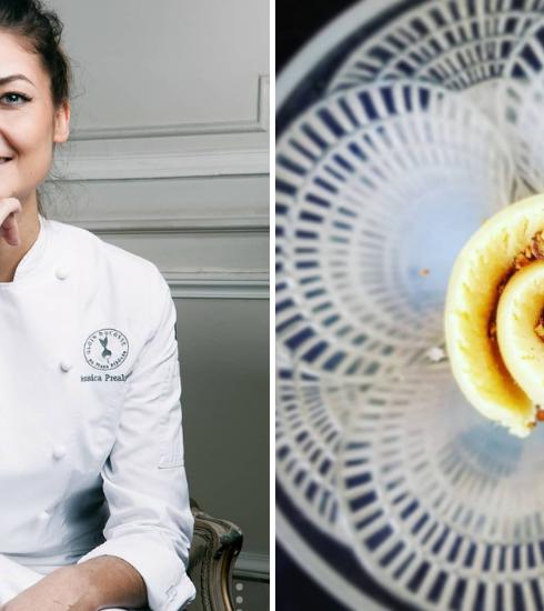 Jessica Préalpato : une femme élue meilleure pâtissière du monde