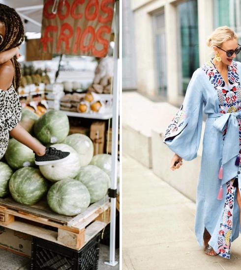 Tendance mini-me : notre shopping de tenues mères-filles qui matchent