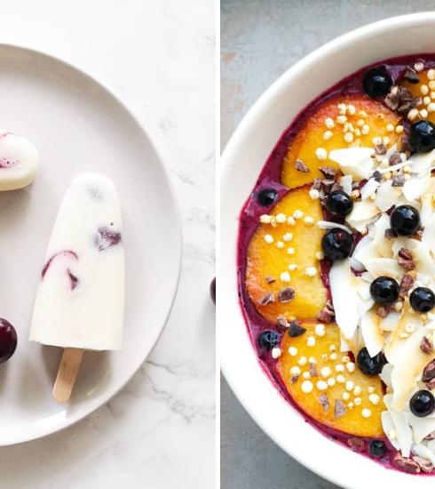 Nice cream : 4 recettes de glaces vegan