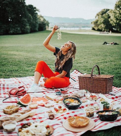 Repéré sur Instagram : les indispensables pour un pique-nique réussi (+ recettes)