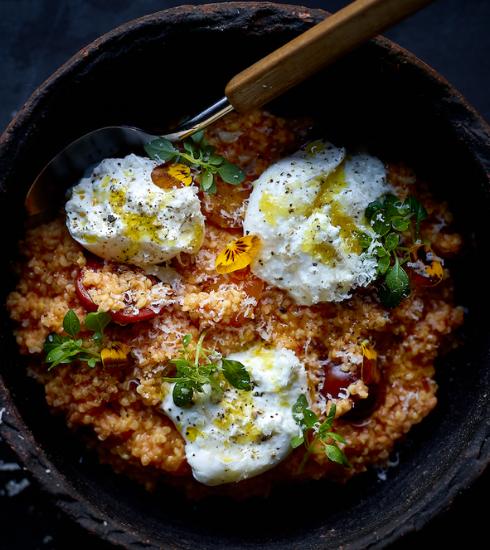 5 recettes auxquelles on n'avait pas pensé pour diversifier nos assiettes
