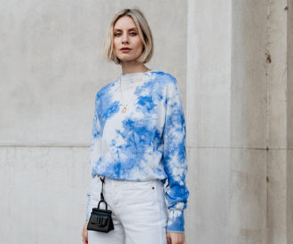 tendance tie and dye