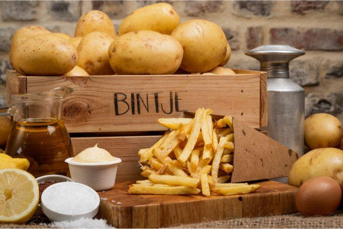 Journée internationale de la frite belge : la recette des frites-mayo maison de chez Bintje - 1