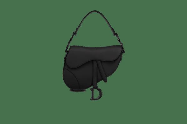 Crush : Dior revisite 3 sacs iconiques en noir ultramat