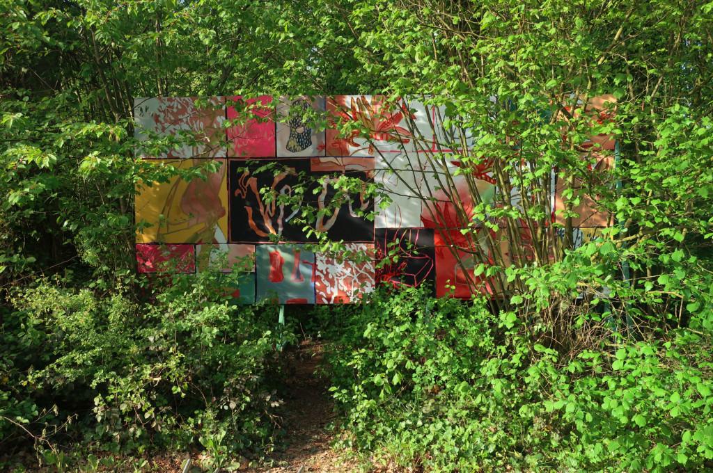 Que faire ce mois d'août : Code(s) et Couleur(s), l'exposition street art au château de Seneffe