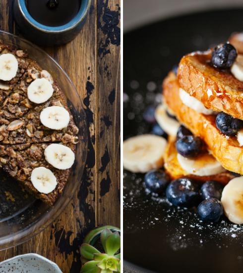 3 recettes savoureuses et revisitées de banana bread