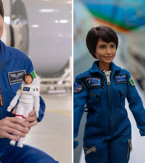 Barbie lance une poupée astronaute pour encourager les petites filles à aller dans l'espace