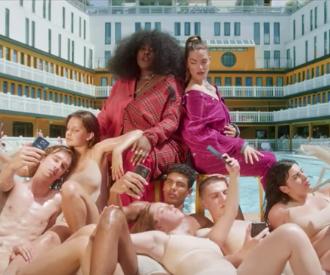 Sexitude et féminité dans le nouveau clip
