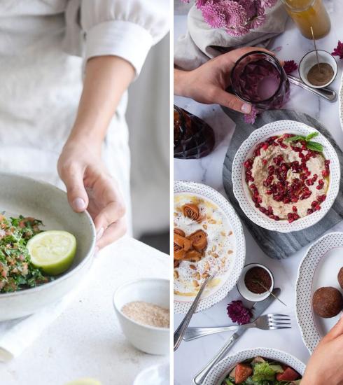5 recettes libanaises incontournables pour un dîner entre amis façon mezzé