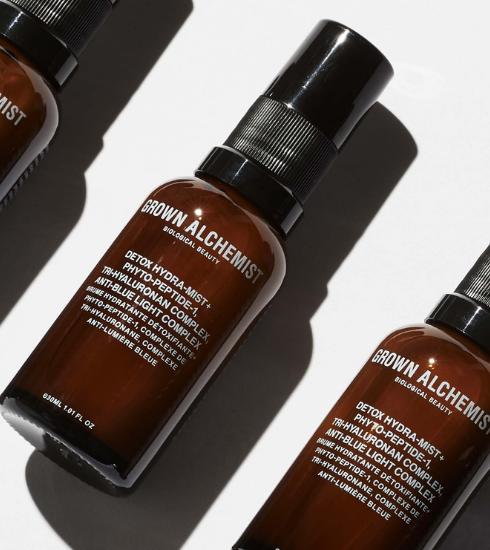 Crush : Grown Alchemist, la marque qui révolutionne les soins anti-âge