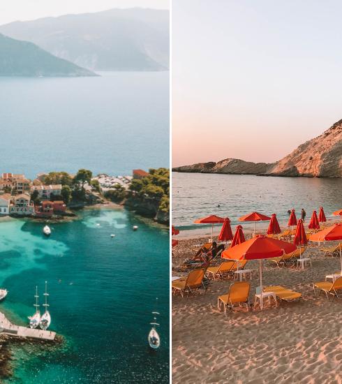 Grèce : Kefalonia, l'île paradisiaque où vous allez passer vos prochaines vacances