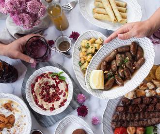 5 recettes libanaises incontournables pour un dîner mezze entre amis