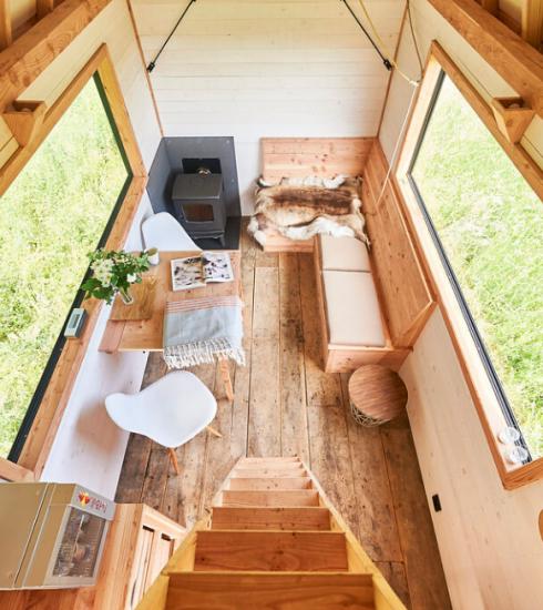 8 logements insolites qui nous donnent envie de voyager en Belgique