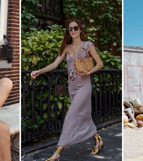 Mode : les plus beaux paniers et sacs en paille à shopper cet été