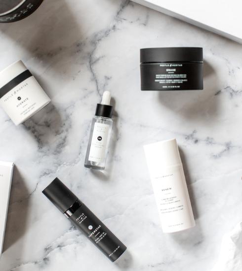 Pestle & Mortar, la marque de cosmétiques simple et efficace qui manquait à notre routine beauté