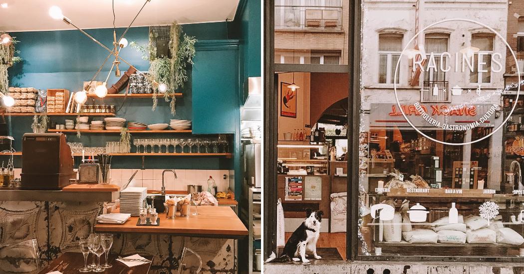 6 bons restaurants dog-friendly à Bruxelles