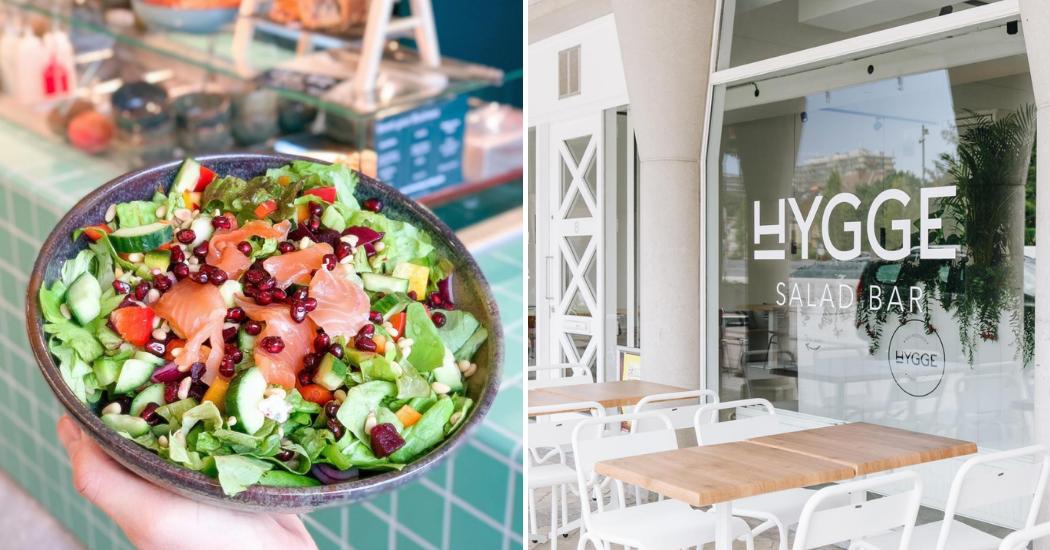 Bonnes adresses : nos 5 salad bars préférés à Bruxelles