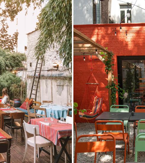 Les 11 meilleures terrasses cachées de Bruxelles