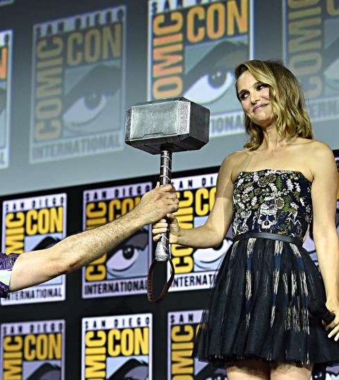 Natalie Portman incarnera Thor dans le prochain film