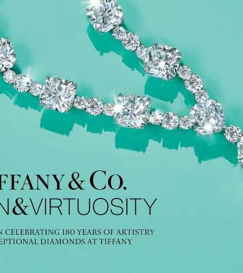 Tiffany & Co. célèbre ses 180 ans à travers une exposition à Shanghai