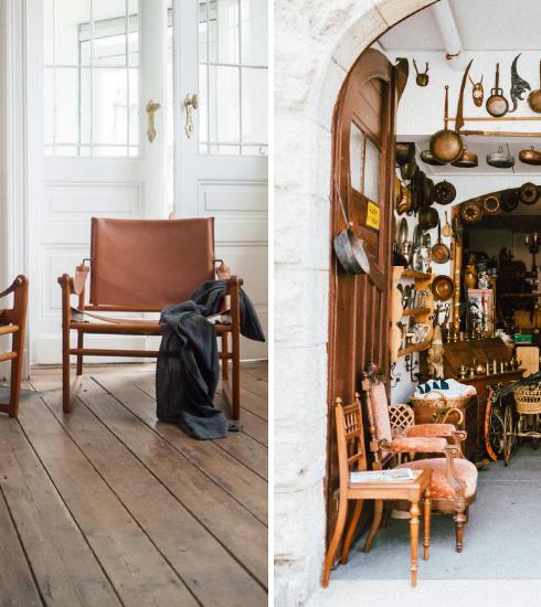 5 bons plans pour se meubler vintage sans se ruiner à Bruxelles