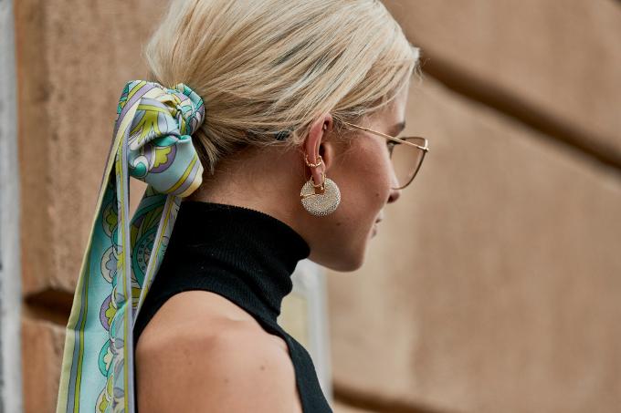 Streetstyle : les plus belles coiffures par temps chaud - 12