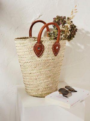 Mode : les plus beaux paniers et sacs en paille à shopper cet été 150*150