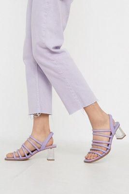 Les sandales à bout carré, la tendance que tout le monde s'arrache 150*150