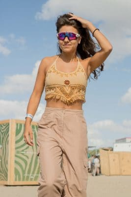 En images : les plus beaux looks safari du festival WECANDANCE 2019 150*150