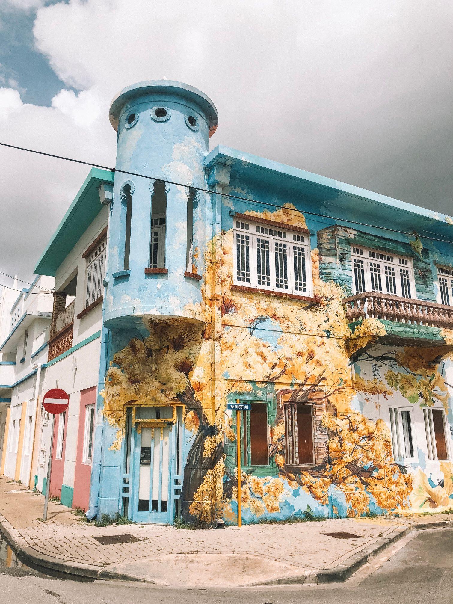 Carnet de voyage : Curaçao, un rêve en couleurs - 4