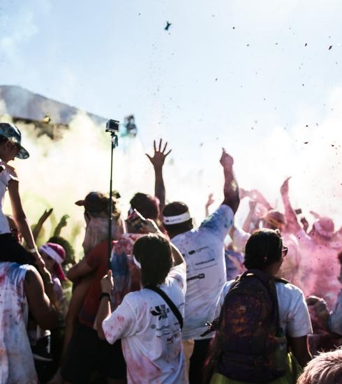 Agenda : le festival des couleurs débarque ce samedi à Bruxelles !