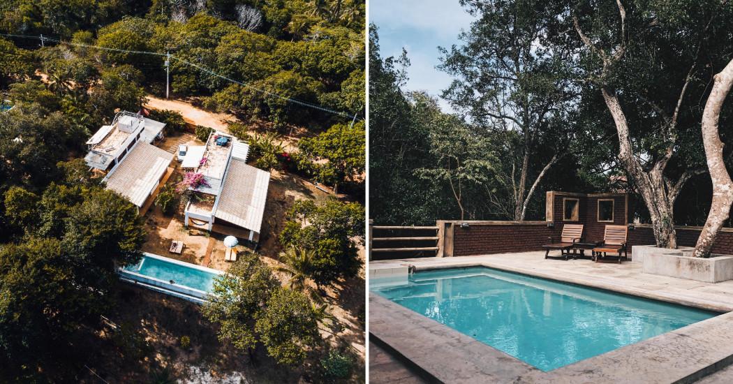 Repéré sur Airbnb : 6 logements de luxe où l'on rêve de se prélasser