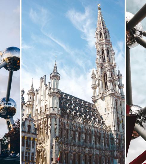 Bruxelles : visitez ou redécouvrez les plus beaux spots de la ville en vélo électrique !