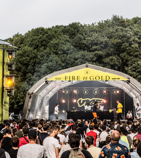 Fire is Gold : le festival urbain à ne pas manquer à Anvers