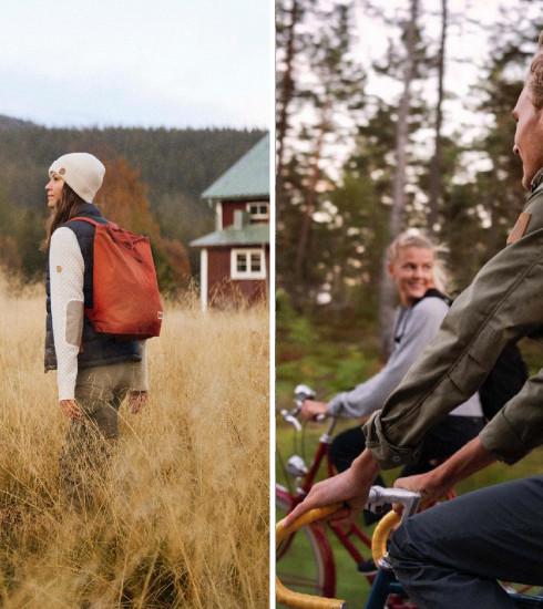 Crush of the day : Fjällräven lance une nouvelle gamme de sacs à dos parfaits pour le quotidien