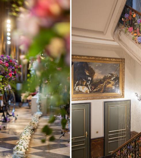 Flowertime : le pouvoir des fleurs s'invite en plein coeur de Bruxelles