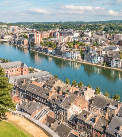 Namur : 5 activités à faire en août