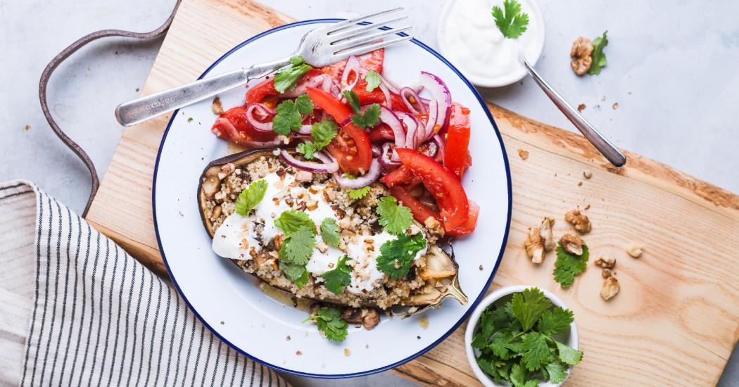 5 recettes de salades originales pour une rentrée healthy