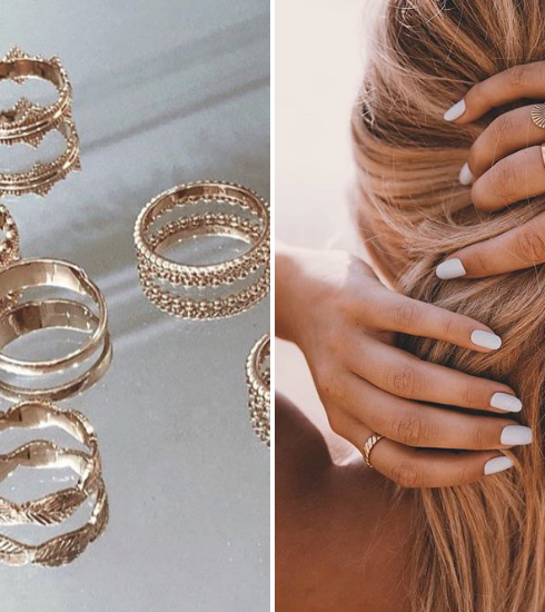Shopping bijoux : 25 bagues fines à tous les prix pour l'été