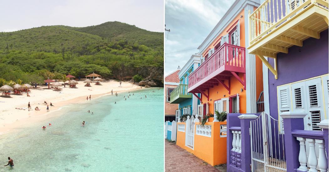 Carnet de voyage : Curaçao, un rêve en couleurs