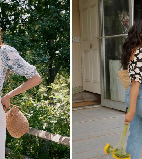 Tendance : comment porter le milkmaid top ?