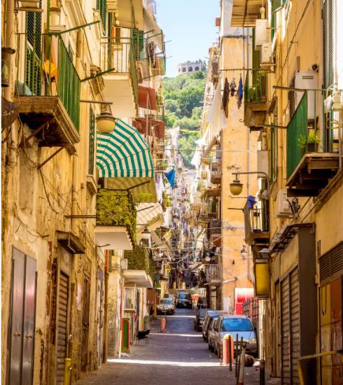 City-trip : 5 lieux sublimes à visiter à Naples