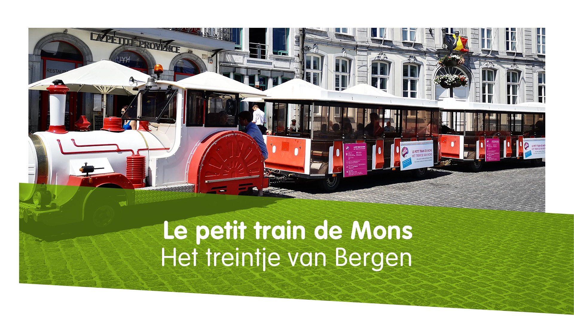 petit train Mons